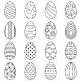 16 яя для знамени пасхи иллюстрация штока