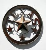 уединённое положение звезды стоковая фотография rf