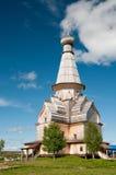 Успенская церковь в Варзуге royalty free stock images