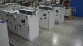 Шкафы предохранения от генератора Шкафы защиты для автоматического производства сток-видео