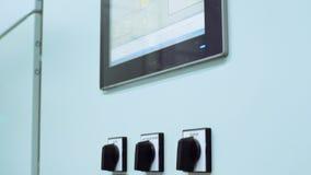 Шкаф управления Предохранение от реле и автоматизация высоковольтных сетей акции видеоматериалы