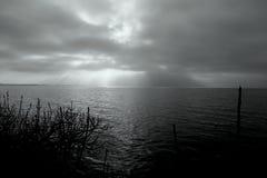штилевой шторм стоковое фото