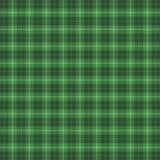 Шотландка тартана дня St Patricks Шотландская клетка иллюстрация вектора