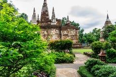 Тайское религиозное achitecture стоковая фотография rf