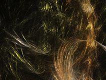 Танец гусеницы иллюстрация штока