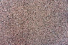 Текстура предпосылки стены brougham мякиш гранита Красный мякиш гранита Украшенная стена Colorfull стоковое изображение
