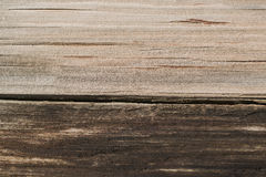 Текстура старой деревяяной доски. The surface of the old cracked Board cracked Royalty Free Stock Images