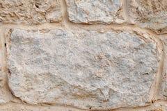 Текстура старой каменной стены, предпосылок стоковое изображение