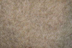 Текстура ткани шерсть. Texture woolen fabric with a large pile of beige Royalty Free Stock Images