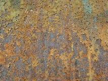 Тяжело рифленая текстура металла стоковая фотография rf