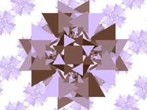 Треугольники только иллюстрация штока