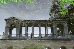 Только отражение.../ Only the reflection... Royalty Free Stock Photos