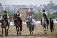 Фестиваль культуры Etnospor стоковая фотография