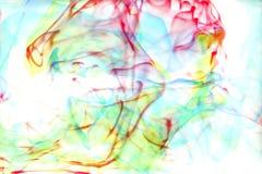 Цвета в воде стоковые изображения rf