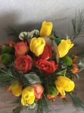 Цветки вау стоковые изображения