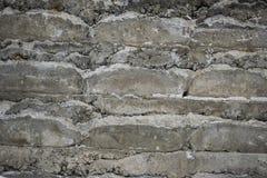 Цементная поверхность крупным планом. The cement surface of different colors close-up Royalty Free Stock Image