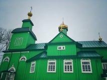 церковь правоверная Польша стоковые изображения rf