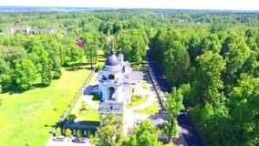 Церковь Stauton Гарольд сток-видео
