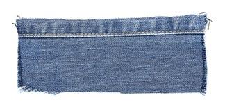 Часть джинсовой ткани стоковое изображение