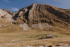 Чудесный взгляд к горам в национальном парке Durmitor в Черногории, Балканах европа Прикарпатский, Украина, Европа - Изображение стоковые изображения rf