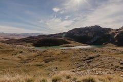 Чудесный взгляд к горам в национальном парке Durmitor в Черногории, Балканах европа Прикарпатский, Украина, Европа - Изображение стоковое фото