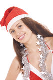 �-mas girl Stock Photo