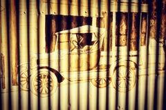 Хорошие старые дни стоковая фотография rf