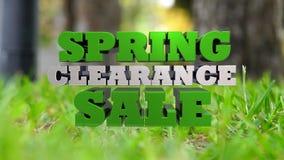 Распродажа весны - маркетинг и реклама