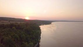 Река озера Riverland видеоматериал