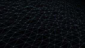Решетка техника цифров Оживленная предпосылка для размещения текста или изображения иллюстрация вектора