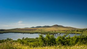 Румынское назначение перемещения - перепад Дунай, Tulcea стоковая фотография rf