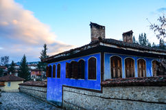 Тraditional bulgarian house Royalty Free Stock Images