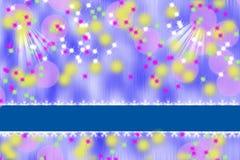 Ñhristmas abstrakter Hintergrund Stockbilder