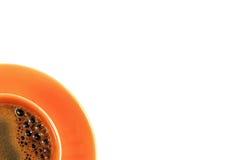 Ñup di caffè Immagini Stock Libere da Diritti