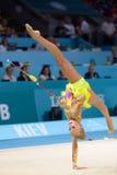 3ò campeonato mundial da ginástica rítmica Imagens de Stock