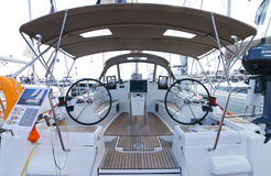 3ò Istambul internacional Boatshow Fotografia de Stock