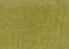 Żółta drelichowa tekstylna tekstura Obrazy Stock