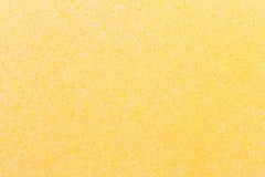 Żółta gąbka dla tła Zdjęcie Stock