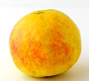 Żółta guava owoc Zdjęcie Stock