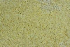 Żółta kukurydzana breja Fotografia Royalty Free
