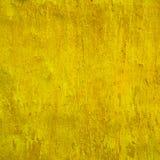 Żółta piękna tło tekstura Zdjęcie Stock