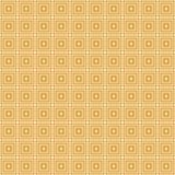Żółta tekstura. Wektorowy bezszwowy tło Zdjęcia Royalty Free