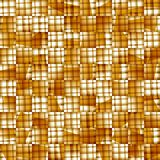 Żółta tekstura. Wektorowy bezszwowy tło Fotografia Stock