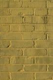 Żółte cegły Fotografia Royalty Free