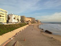 Żółte piasek plaże zdjęcie royalty free