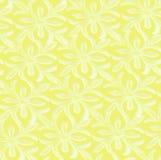 Żółty abstrakcjonistyczny tło Zdjęcie Stock
