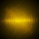 Żółty abstrakcyjne tło Obrazy Royalty Free