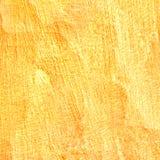 Żółty demage tekstury tło Obraz Royalty Free