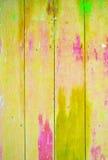 Żółty kolorowy rocznika tło zdjęcia royalty free