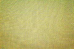 Żółty koloru brzmienia wzór wickerwork tło Zdjęcia Stock